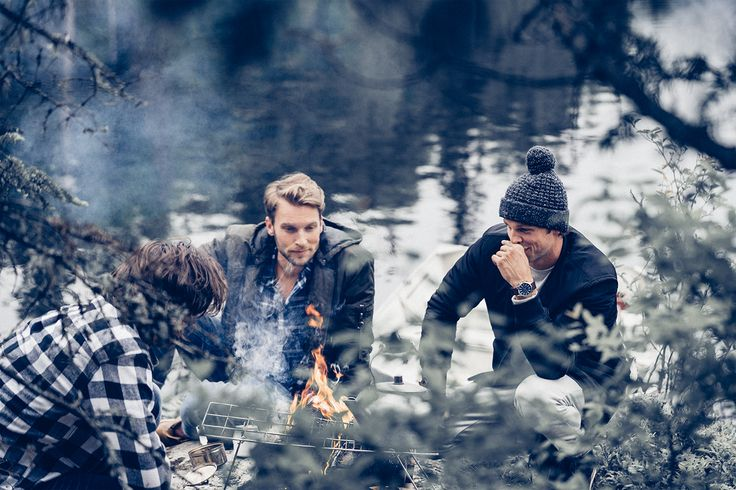 Reserved YFL Man AW16 #lake#chillin'#checkered#down#jacket#hat