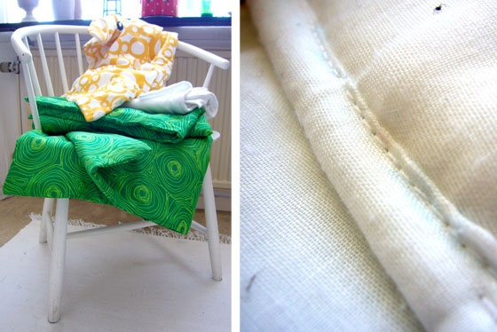 Täcken och påslakan till bebis och barn