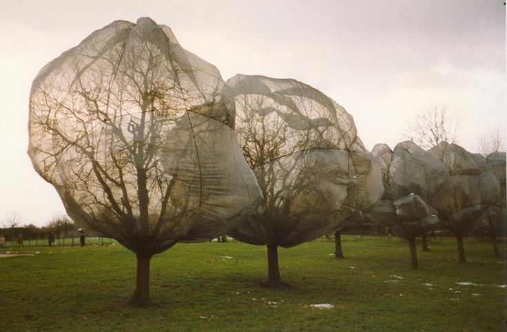 Christo-Wrapping