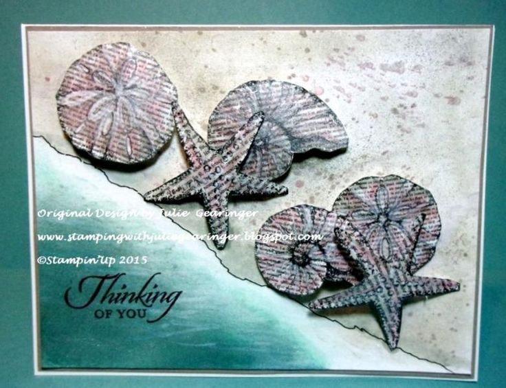MIX120_F4A273_PPA261 Thinking of You by Julie Gearinger - Cards and Paper Crafts at Splitcoaststampers