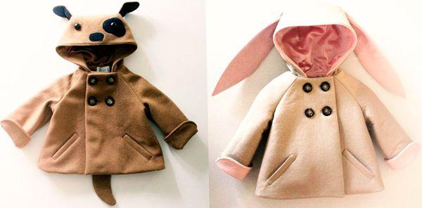 детское-пальто