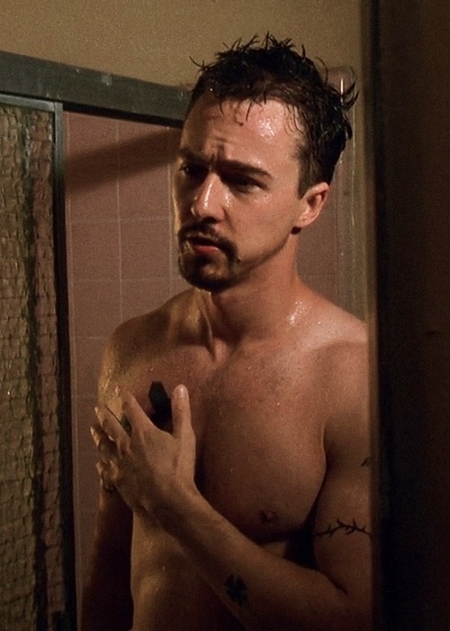 American history X  everyday, all the time... this man just does it for me.