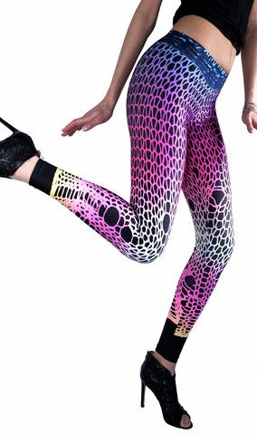 Some Product Leggings Dayglow | Breathe Athletic
