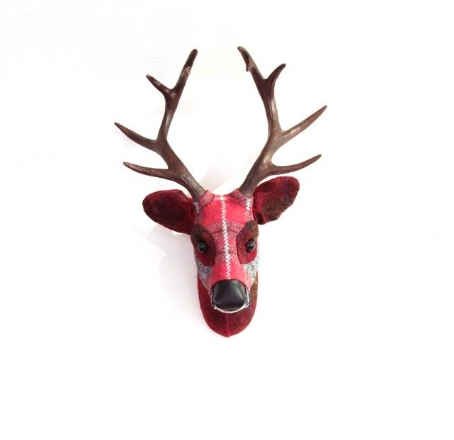 April Barrie, Leslie, Textile Taxidermy | Scottish Contemporary Art