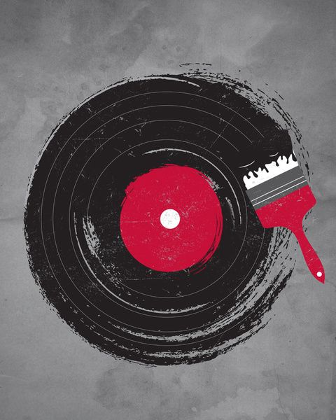 Art of Music Art Print/society 6 - Dan Elijah G. Fajardo