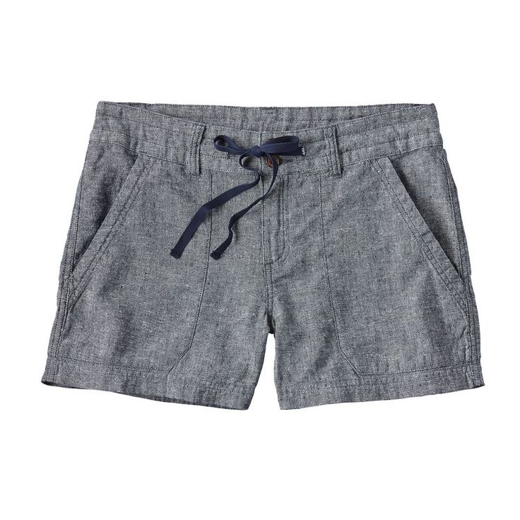 Patagonia Women S Island Hemp Pants Short