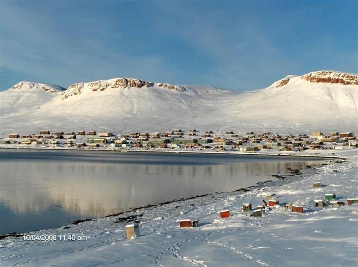 nunavut arctic circle