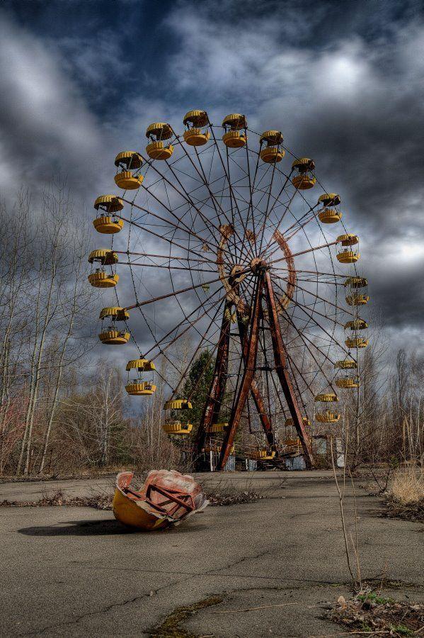 Pryp'jat' - Černobyl'Pryp'jat' - Černobyl'