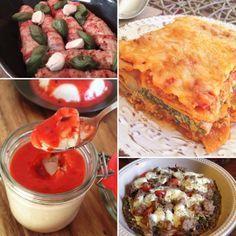 20 italienische Low Carb Rezepte ohne Getreide und Zucker Die italienische Küche, mit ihren umfang- und abwechslungsreichen Gerichten, zählt weltweit zu einer der beliebtesten Ihrer Art. Jedes Kind wächst mit ihr auf und schnell zählen…