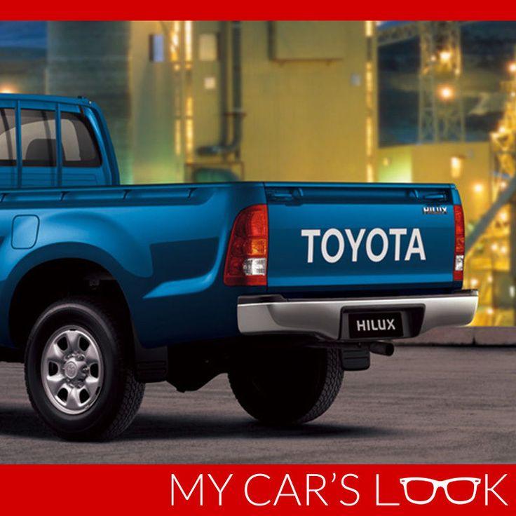 Toyota HILUX SR5 TAILGATE 2004 - 2013 sticker decal