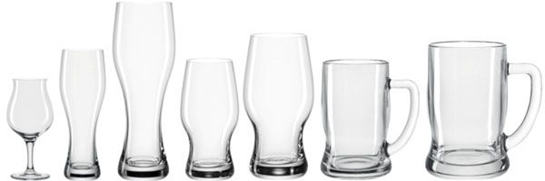 Gamme de verres à bière Taverna de chez Leonardo #biere #beer #craftbeer #artsdelatable #gastronomie