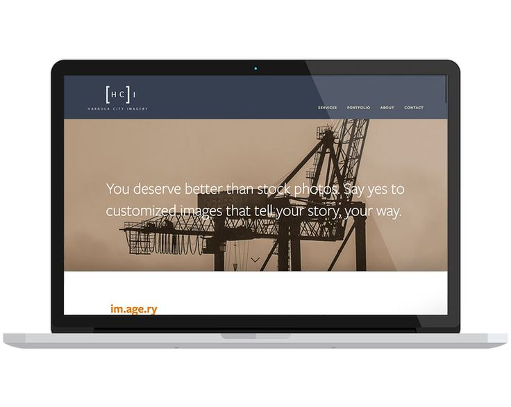 Bright Red Creative, Halifax, NS   Web Site Design and Development for harbour city imagery
