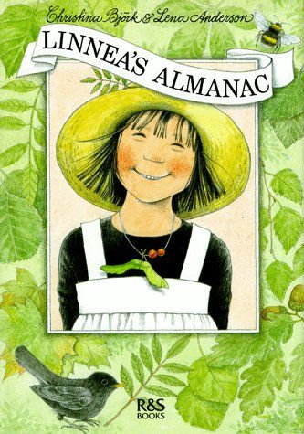 Linnea's Almanac (Linnea books) by Cristina Bjork http://www.amazon.com/dp/9129591767/ref=cm_sw_r_pi_dp_pyOPvb09WTCMW