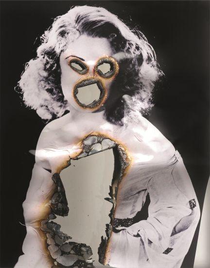 DOUGLAS GORDON, Self-portrait of You + Me (Marlene Dietrich), 2006