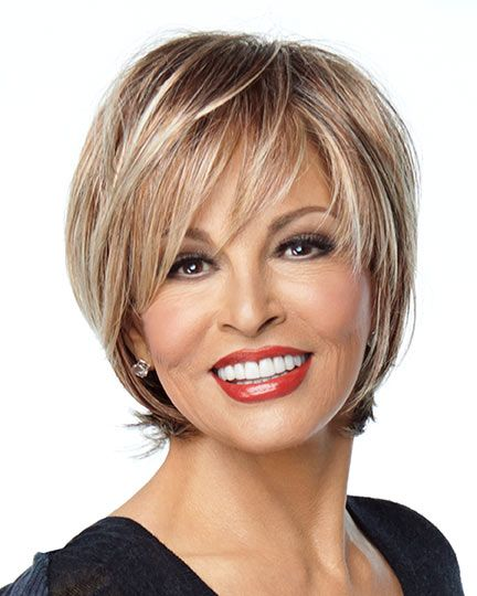 Raquel Welch Wigs On the Town