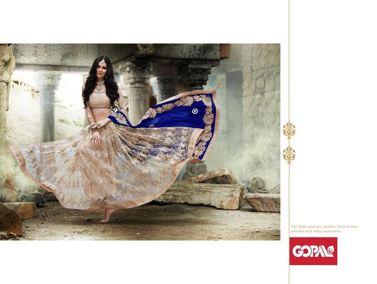 Juxtapose Ethnicity & Elegance with Surreal Six Yards Collection of #Gopal    #TraditionalWear #LadiesWear #Sarees #OnlyGopal