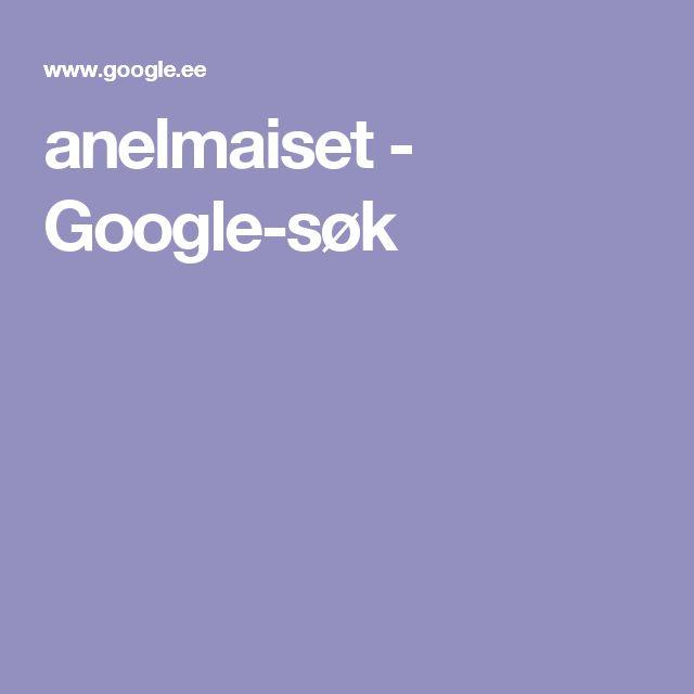 anelmaiset - Google-søk