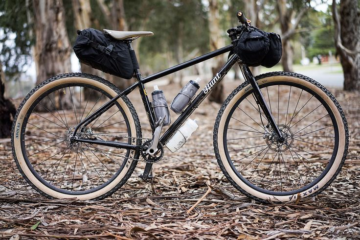 The landscape of Australia is at the same time both harsh and lush and invites exploration. It's a fact that's not lost on Canberra's Daniel Hunt, who founded Hunt Bikes with the express aim of encouraging bikepacking through this awe-inspiring country. Daniel has a background in Mechanical Engineering, a skill which has contributed towards Hunt…