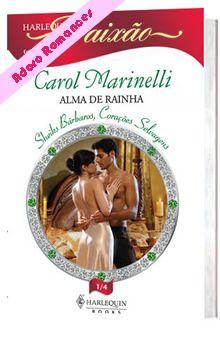 Alma de Rainha de Carol Marinelli