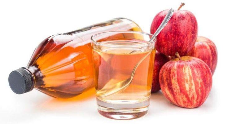 Így használd az almaecetet