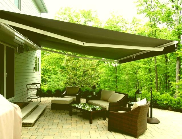 Modern Patio Awning Contemporary Patio Simple Patio Modern Patio Contemporary Patio