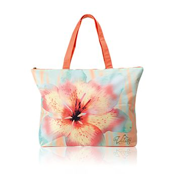 Exotic Flower Bag - NEW ! Limited Edition - Accessories - Shop for Oriflame Sweden - Oriflame cosmetics –UK & USA - Exotic Flower Bag 26724|orinet/limited edition