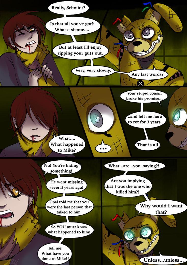 Fazbears Fright Final Arc Page 2 By Nomidot On DeviantArt