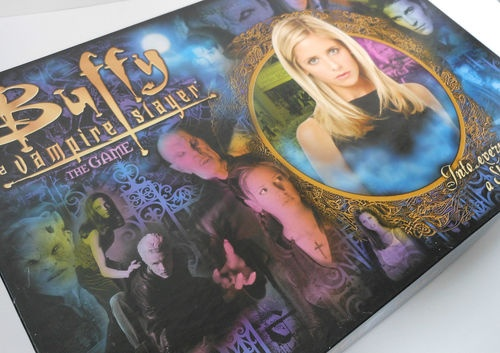 buffy the vampire slayer board game how to play