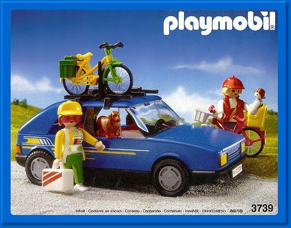 playmobil auto 1993   Collectobil Catalogue - Playmobil item 3739