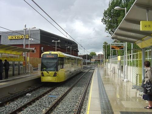 (tram,train,transport,metrolink)