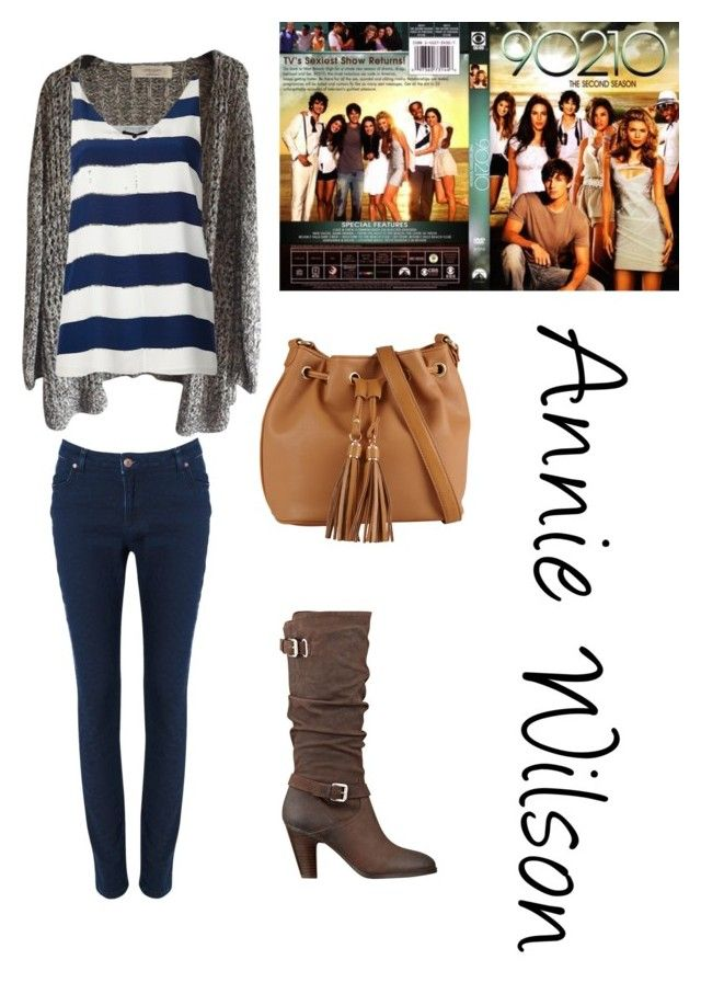 Get Her Look(TV Edition)... Annie Wilson ~ 90210 by mariathedancer2040 on Polyvore featuring polyvore, fashion, style, TIBI, Poem, GUESS, ALDO and clothing