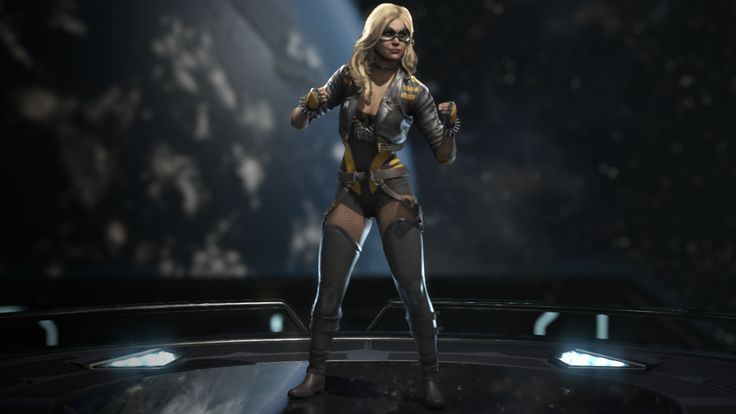 INJUSTICE 2. Black Canary.