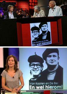 Campagne Van Kooten en De Bie: En wel hierom!