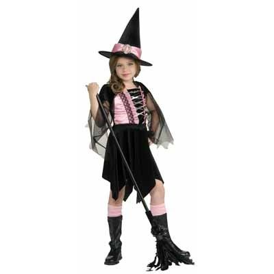 Glamour Witch Kids Costume. Our Price: $9.95