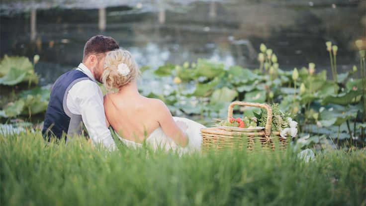 Love In The Lily's | Fernbank Farm | Central Coast Wedding & Event Venue