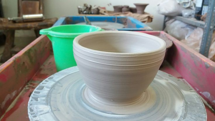 Learn pottery.