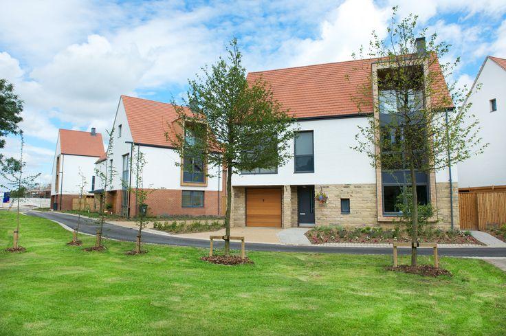 derwenthorpe designs   Spotlight shined on York thanks to local housebuilder / The Digital ...