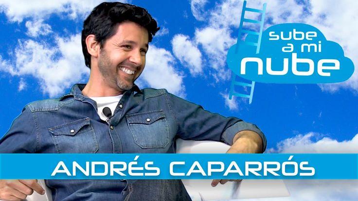 Entrevista a Andrés Caparrós