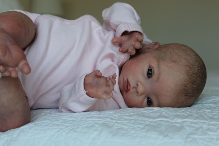 Life Like Baby Doll ~ Reborn www.newbornlovenursery.blogspot.com