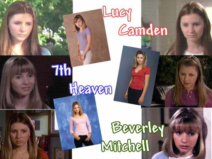 lucy camden | ️ 7th Heaven ️ | Pinterest | Photos, Cast ...