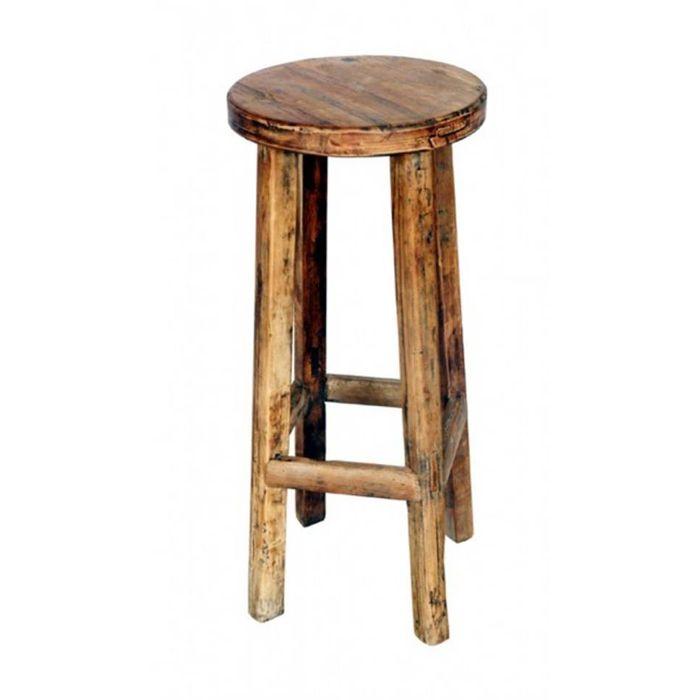 Sawyer Round Stool in 2019 Round stool, Rattan bar