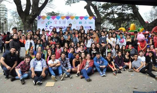 Miles de familias disfrutaron del gran festejo por el Día del Niño organizado por Campana Joven