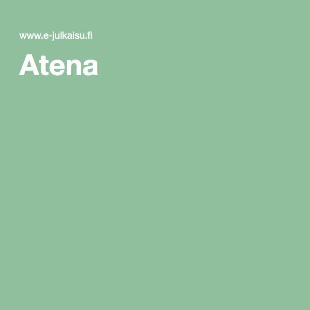 Atena Kesä - Syksy 2016