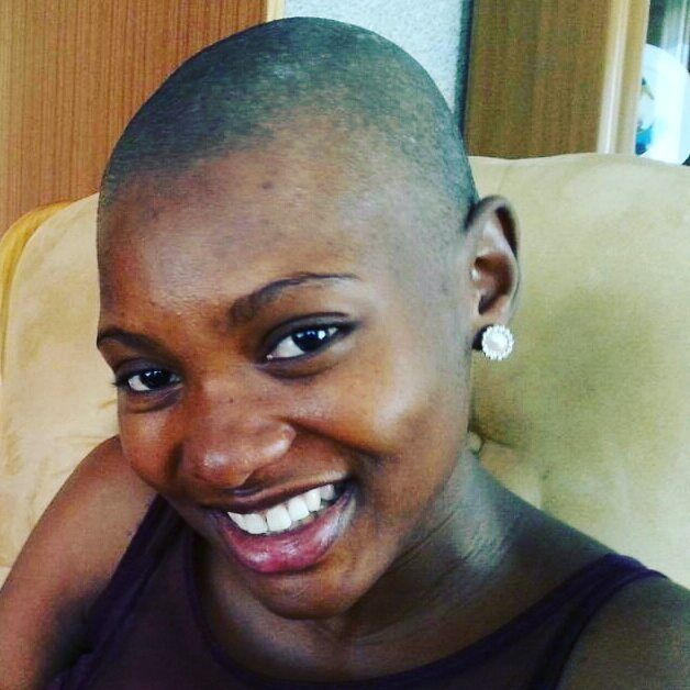 Top 100 big chop hair photos #tbt #bigchophair #changeisgood | this was Feb 2015 a defining and humbling moment for me...change was thrown to me from all angles...buried my mum then welcomed my daughter five days later....always said I would never cut my hair...shaved my head and from that time on I have learned to embrace change.Do not break in transition rather bend for change is your growth...