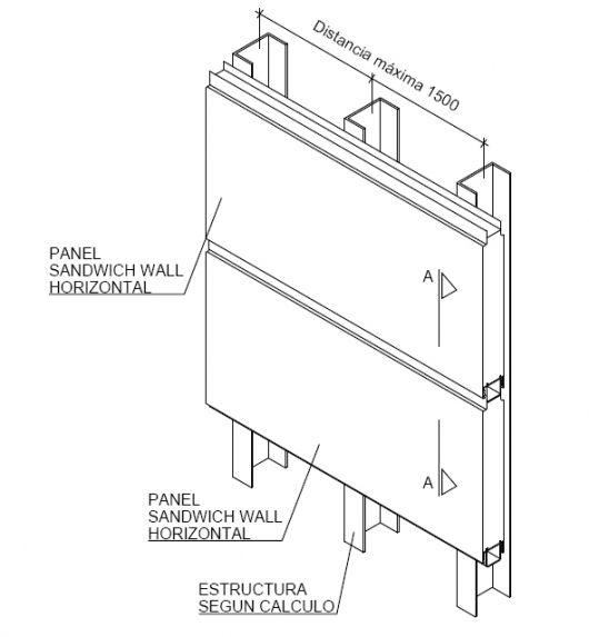 Panel sandwich detalles constructivos buscar con google - Detalles para la casa ...