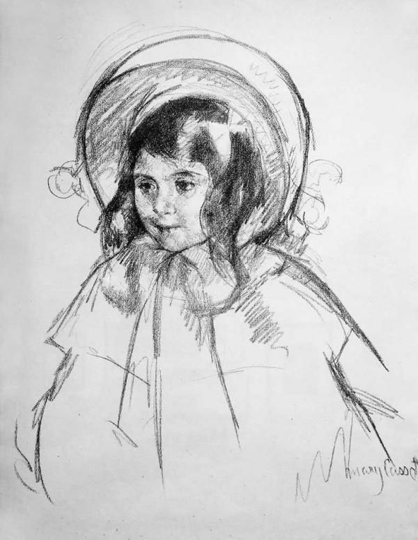 Mary cassat drawings google search mary cassat for Mary cassatt coloring pages