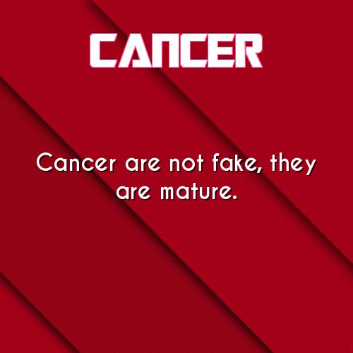 cancer daily astrology fact                                                                                                                                                     More