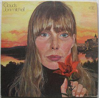 JONI MITCHELL 1969 CLOUDS LP vintage vinyl record album il…   Flickr