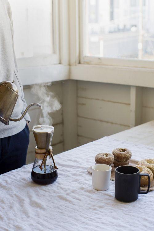 "365daysofcoffee: "" coffee with this guy Nikon DF   Nikkor 50mm f/1.4 """