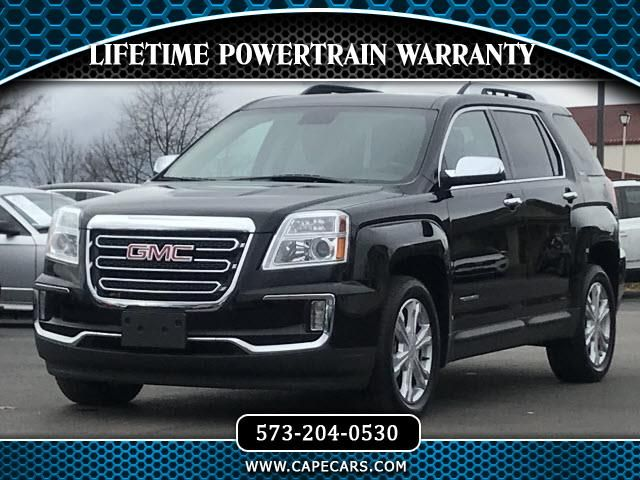 2016 Gmc Terrain Fwd 4dr Slt W Slt 1 With Images Used Cars